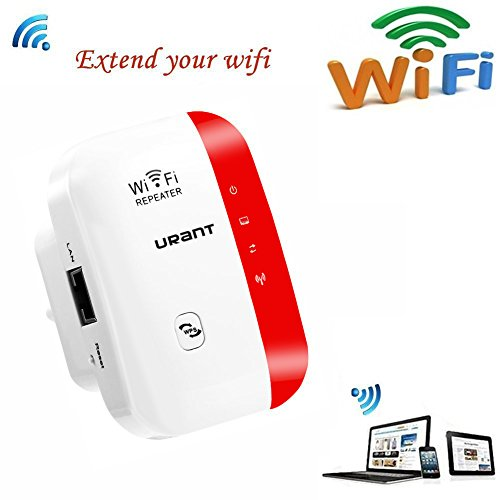 urant wireless network extender wifi repeater wlan. Black Bedroom Furniture Sets. Home Design Ideas
