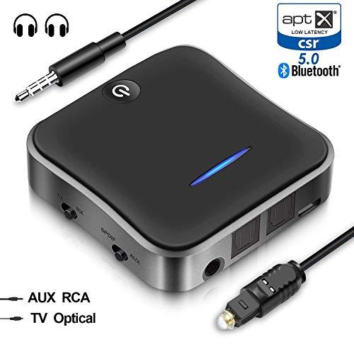 HiGoing Bluetooth 5.0 Transmitter Empfänger, Bluetooth